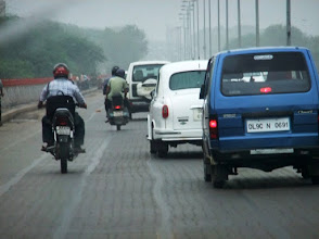 Photo: rainy day in delhi