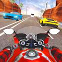 Moto Traffic Rider 3D Highway icon