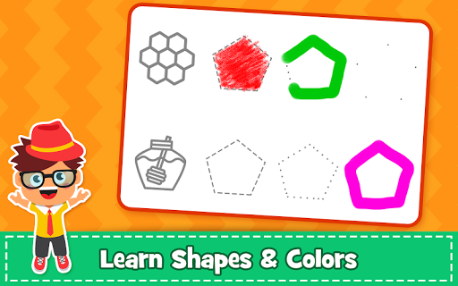 ABC PreSchool Kids Tracing & Phonics Learning Game filehippodl screenshot 5