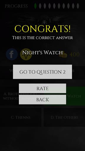 Quiz for GoT 1.0.0 5