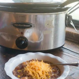 Skinny Crockpot Brunswick Stew.