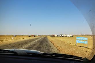 Photo: Heading to Wadi Halfa