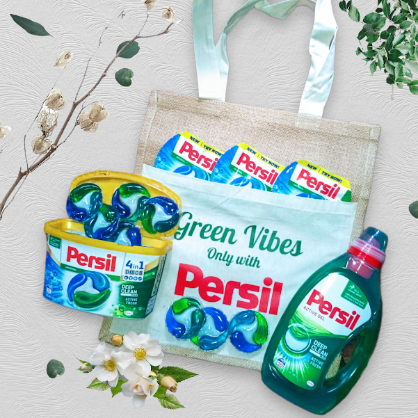 The New Persil Formula Tested and Reviewed