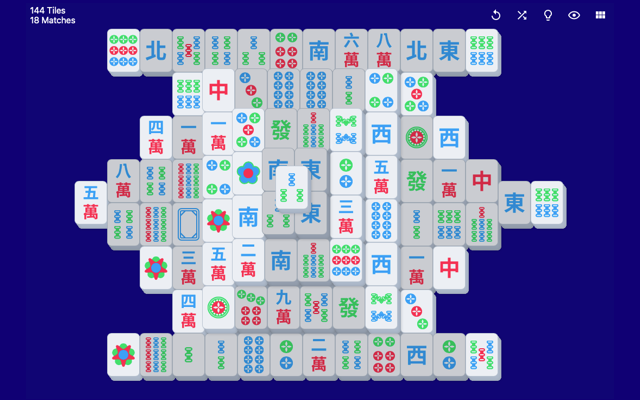 Mahjong Solitaire Games Collection