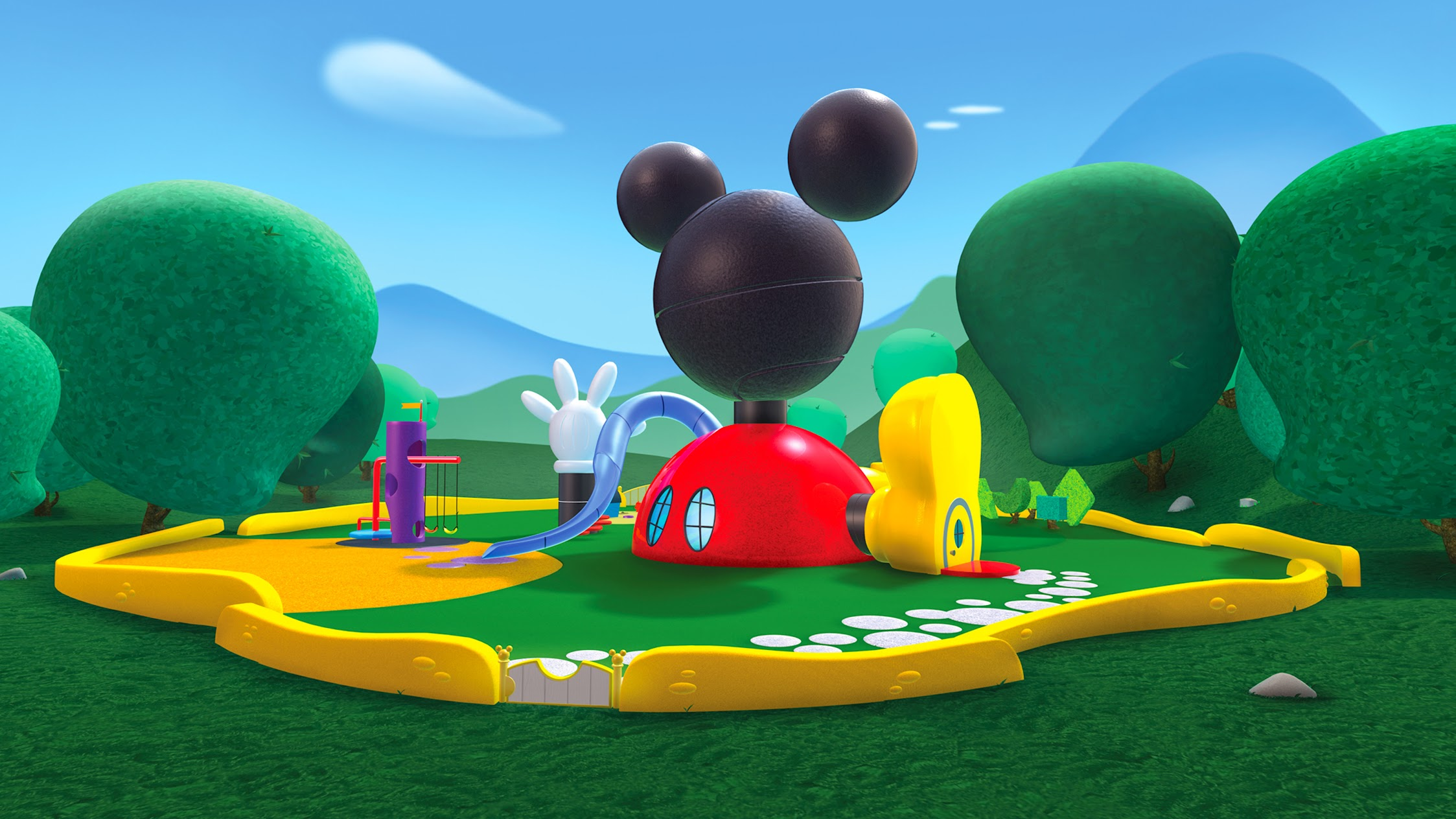 Mickey Mouse Clubhouse - Android Apps on Google Play