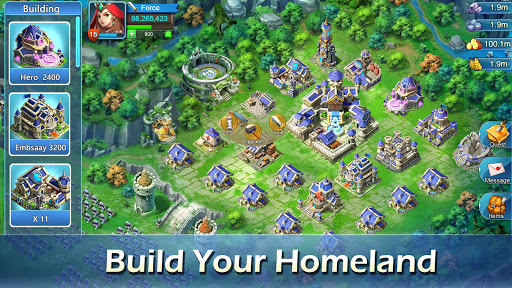 Lords of Empire:Kingdom War- Strategy RPG  {cheat|hack|gameplay|apk mod|resources generator} 2