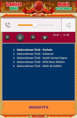 İlahiler Dinle Ücretsiz İndir - screenshot