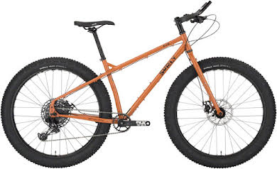 Surly ECR 27.5+ Complete Bike - Norwegian Cheese Brown