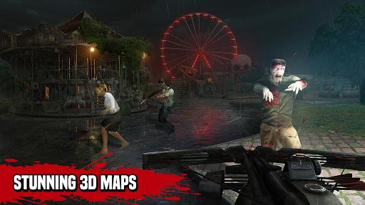 Zombie Hunter Sniper: Last Apocalypse Shooter screenshot 5