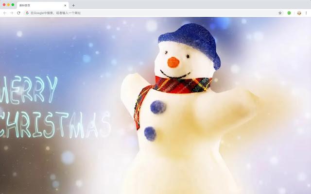 Christmas Popular HD New Tabs Themes