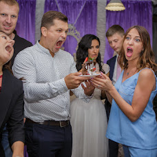Wedding photographer Ekaterina Ilina (Ilinakate). Photo of 21.08.2017