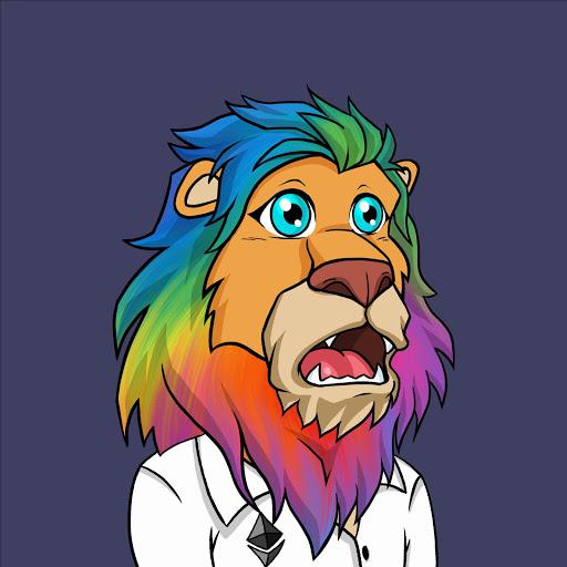 Lazy Lions #7761