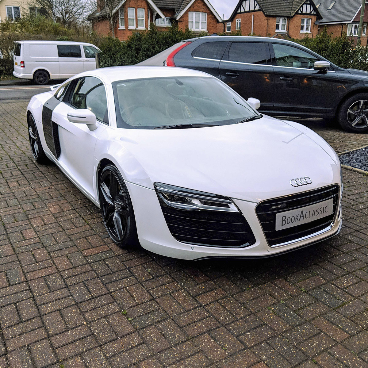 Audi R8 Hire Camberley