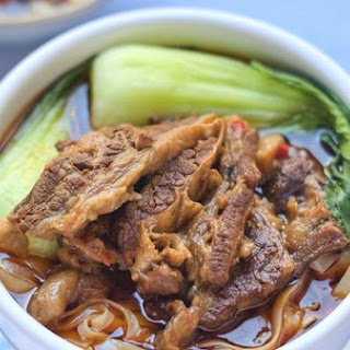 Authentic Beef Noodle