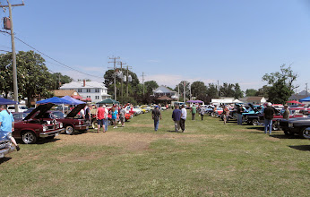 Photo: Father's Day Antique Car Show