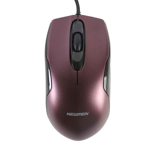 Chuột máy tính Newmen M266 (Tím)
