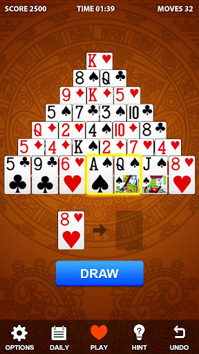 Pyramid Solitaire 1.27.5009 1