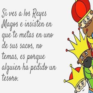Mensaje Reyes Magos - náhled