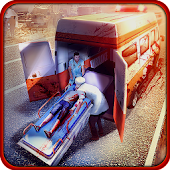 Ambulance Rescue: Zombie City