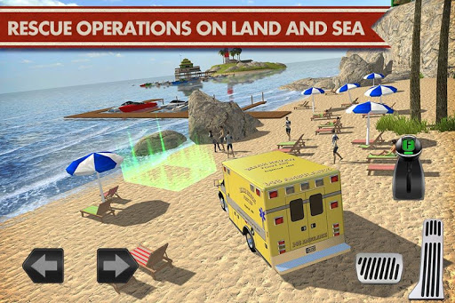 Coast Guard: Beach Rescue Team 1.2 app download 2