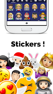 Mood Messenger - SMS & MMS Screenshot