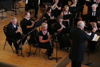 Photo: Clarinet Section