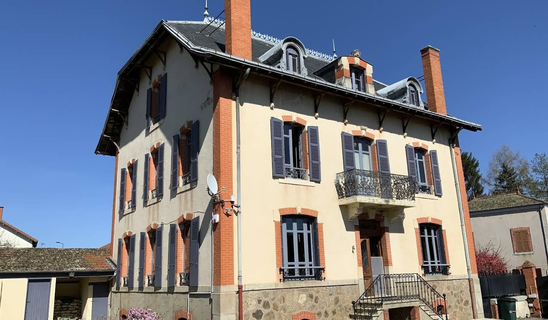 Maison avec piscine et terrasse Marsac-en-Livradois