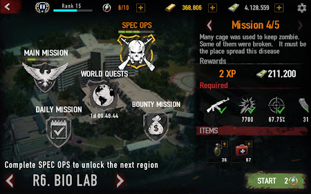 MAD ZOMBIES : Offline Zombie Games 5.9.0 screenshot 2093713