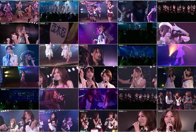 (DMM HD)(720p) AKB48 込山チームK 「RESET」公演 込山榛香 生誕祭 180918