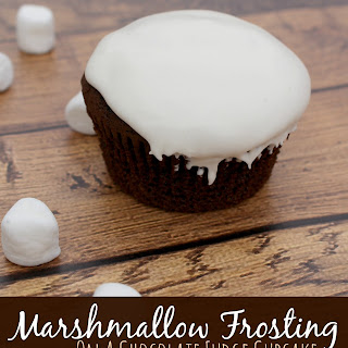 Marshmallow Frosting #Recipe.