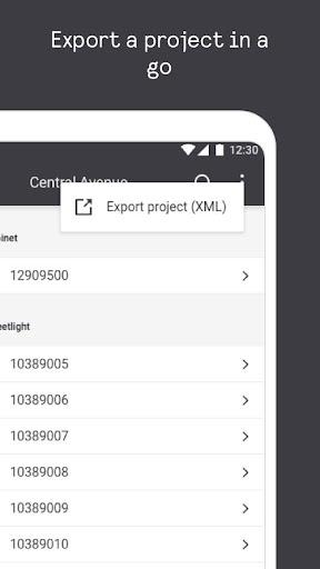 Interact Field Assistant screenshot 4