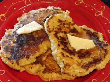 Bread Crumb Hotcakes Recipe