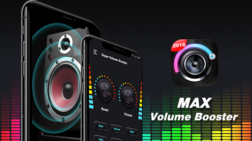 Volume Booster RRO - Sound Booster for Android screenshot 5