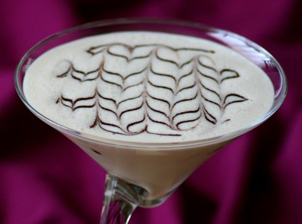Creamy Mocha Cocktail Recipe