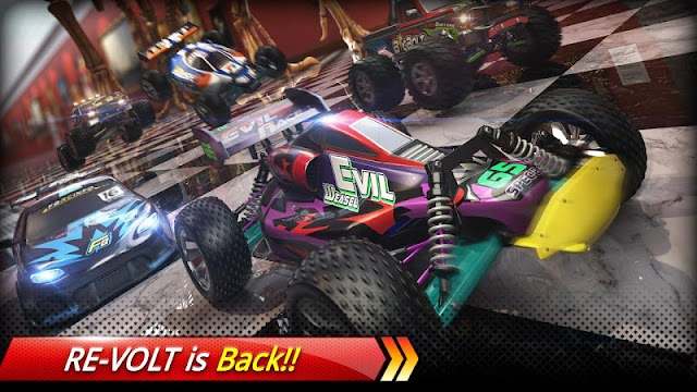 RE-VOLT 3 : Best RC 3D Racing - screenshot
