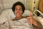Vader Witsel heeft ook goed nieuws dat ontdekt werd tijdens operatie Rode Duivel