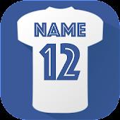 Jersey Maker For NFL