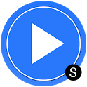 S Video Player - Lightest & Powerful Video Player icon