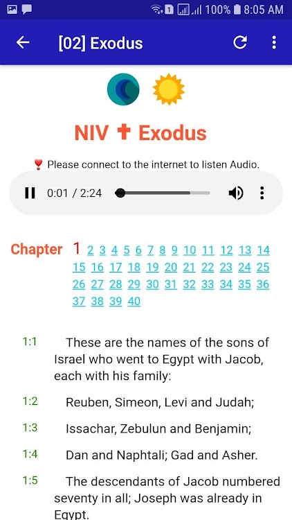 Dramatized Audio Bible NIV -Holy Bible NIV Offline