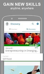 edX - Online Courses by Harvard, MIT, Microsoft APK screenshot thumbnail 3