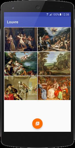 Louvre Sample