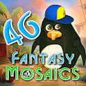 Fantasy Mosaics 46: Pirate Ship icon