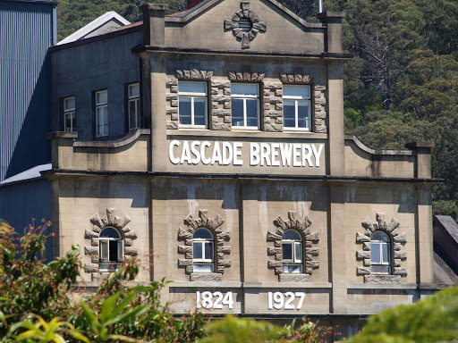 Australia-Hobart-Cascade-Brewery - Cascade Brewery in South Hobart, Tasmania, is the oldest brewery in Australia.