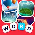 4 pics 1 word 2020 - Photo Puzzle icon