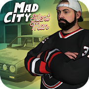 Mad City Silent Man 2018 Sandbox Big Town