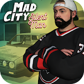 Mad City Silent Man 2018 Sandbox Big Town (Unreleased)