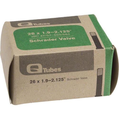 """Q-Tubes 26 x 1.9-2.125"""" Schrader Valve Tube"""
