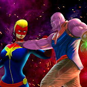 Superhero Thanos Rescue Game Android APK Download Free By LightningSpeedGames