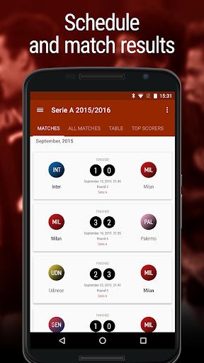 Download milan live ac milan news google play softwares for Milan news mobile