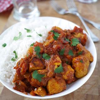 Skinny Chicken Tikka Masala Recipe